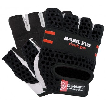 POWER SYSTEM Fitness gloves BASIC EVO
