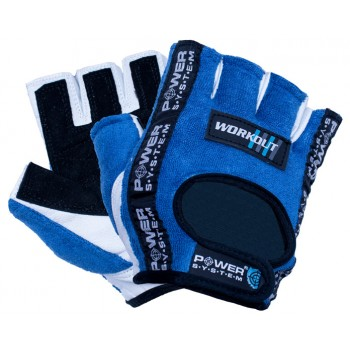 POWER SYSTEM Fitness gloves WORKOUT