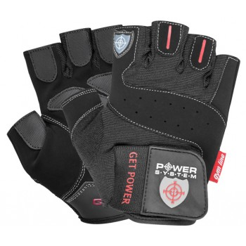 POWER SYSTEM Fitness gloves GET POWER