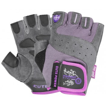 POWER SYSTEM Fitness gloves CUTE POWER