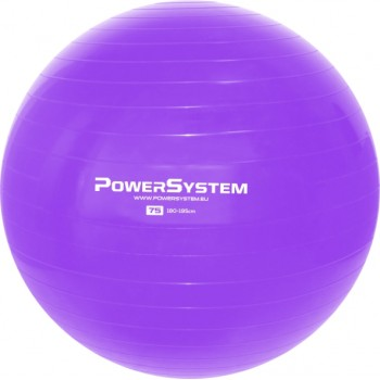POWER SYSTEM Gymnastický míč POWER GYMBALL 75 cm