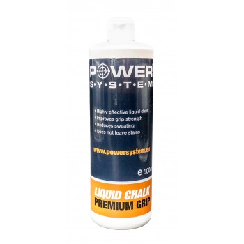 POWER SYSTEM Liquid Chalk  tekuté magnézium 500 ml